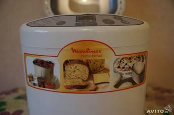 инструкция на хлебопечку moulinex 573801